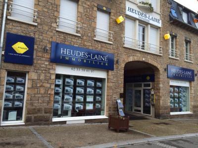 Heudes Lainé Immobilier - Agence immobilière - Avranches
