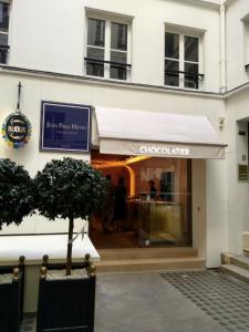 Hevin Jean Paul - Chocolatier confiseur - Paris