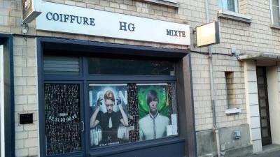 Hg Coiffure - Coiffeur - Caen