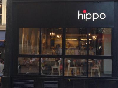 Hippopotamus - Lieu - Paris