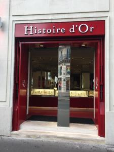 Histoire d'Or - Bijoux - Paris