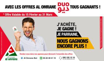 Holding D'Amenagement Al Omrane - Conseil en immobilier d'entreprise - Paris
