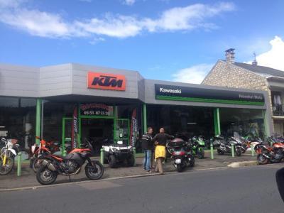 Holeshot Motos - Vente et réparation de motos et scooters - Brive-la-Gaillarde