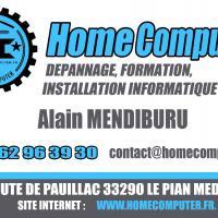 Home Computer - LE PIAN MÉDOC