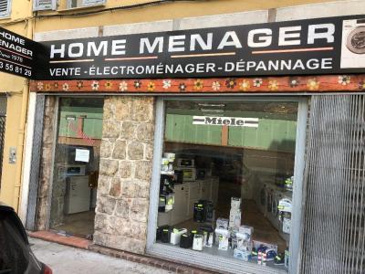 Home Menager - Dépannage d'électroménager - Nice
