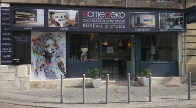 Homedeko 33 SARL - Vente et installation de cuisines - Bordeaux