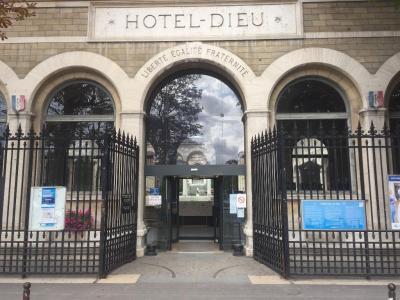 Hôpital Hôtel Dieu - Hôtel - Paris