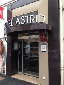 Hôtel Astrid - Hôtel - Caen