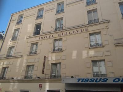Hôtel Bellevue - Hôtel - Paris