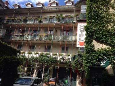 Hotel Central Sarl - Hôtel - Annecy