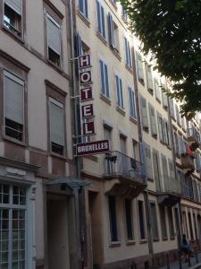 Hôtel De Bruxelles - Hôtel - Strasbourg