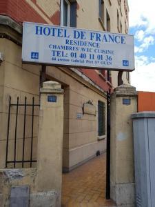 Hôtel De France - Hôtel - Saint-Ouen