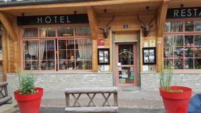 Hôtel De La Chaussée - Restaurant - Briançon