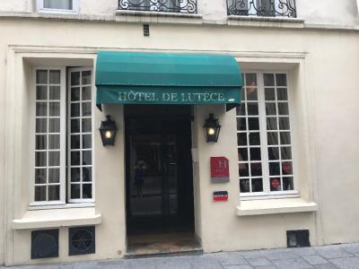 Hôtel De Lutèce - Hôtel - Paris