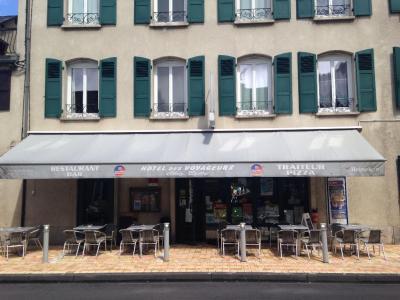 Hôtel des Voyageurs - Hôtel - Neussargues-en-Pinatelle