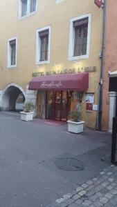 Hôtel Du Palais De L'Isle - Hôtel - Annecy
