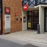 Hôtel Ibis Centre Gare - ORLÉANS