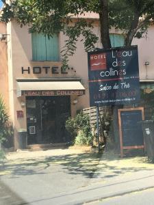 Hôtel L'Eau Des Collines - Hôtel - Marseille