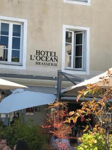 Hôtel l'Océan - Restaurant - Vannes