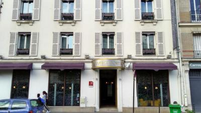Hôtel La Villa Lutèce Port Royal - Hôtel - Paris