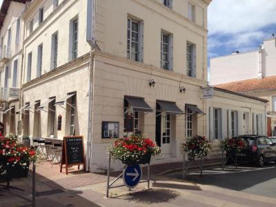 Hôtel Le Galet Bleu - Restaurant - Fouras