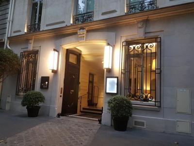 Hôtel le Narcisse Blanc - Hôtel - Paris