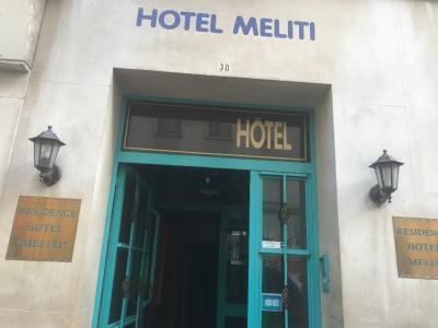 Hotel Meleti - Hôtel - Paris