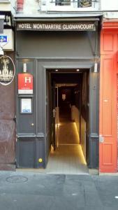Hôtel Montmartre Clignancourt HOTEL SACRE COEUR - Hôtel - Paris