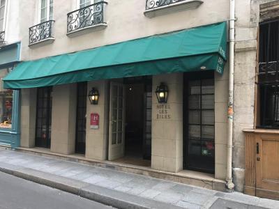 Hôtel Olinda - Hôtel - Paris