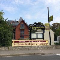 Hôtel Restaurant Le Relais Guillaume de Normandy - SAINT VALÉRY SUR SOMME