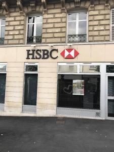 HSBC France Agence - Banque - Cholet