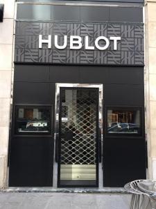 Hublot - Réparation horlogerie - Paris