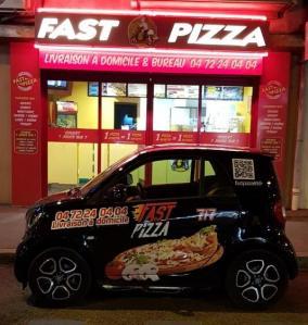 Fast Pizza - Restaurant - Givors