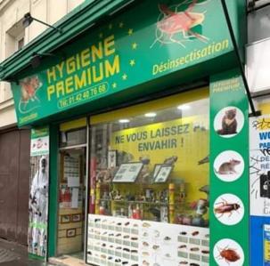 Hygiene Premium - Dératisation, désinsectisation et désinfection - Paris