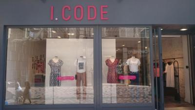 I.code - Vêtements femme - Angers