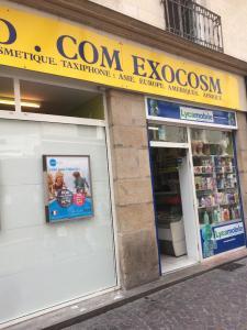 I-D-Com Exo Cosm - Alimentation générale - Nantes
