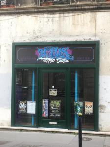 Ictus tattoo - Tatouages - Bordeaux