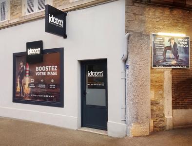Agence IDCom - Designer - Bourg-en-Bresse