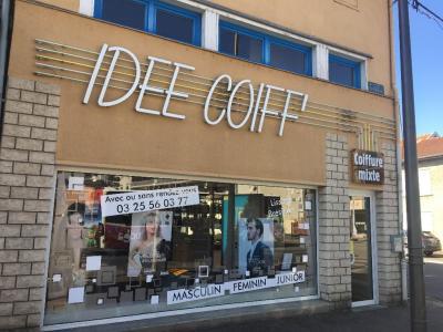 Idée Coiff' - Coiffeur - Saint-Dizier