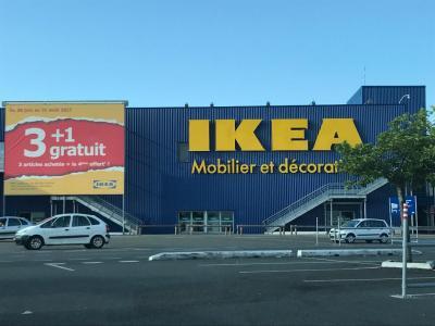 Ikéa - Magasin de meubles - Bordeaux