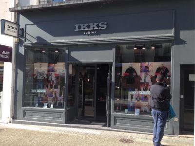 Ikks - Vêtements enfant - Brest
