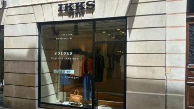 Ikks Junior ANC SARL - Vêtements enfant - Poitiers