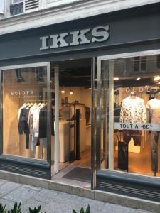 Ikks - Vêtements homme - Paris