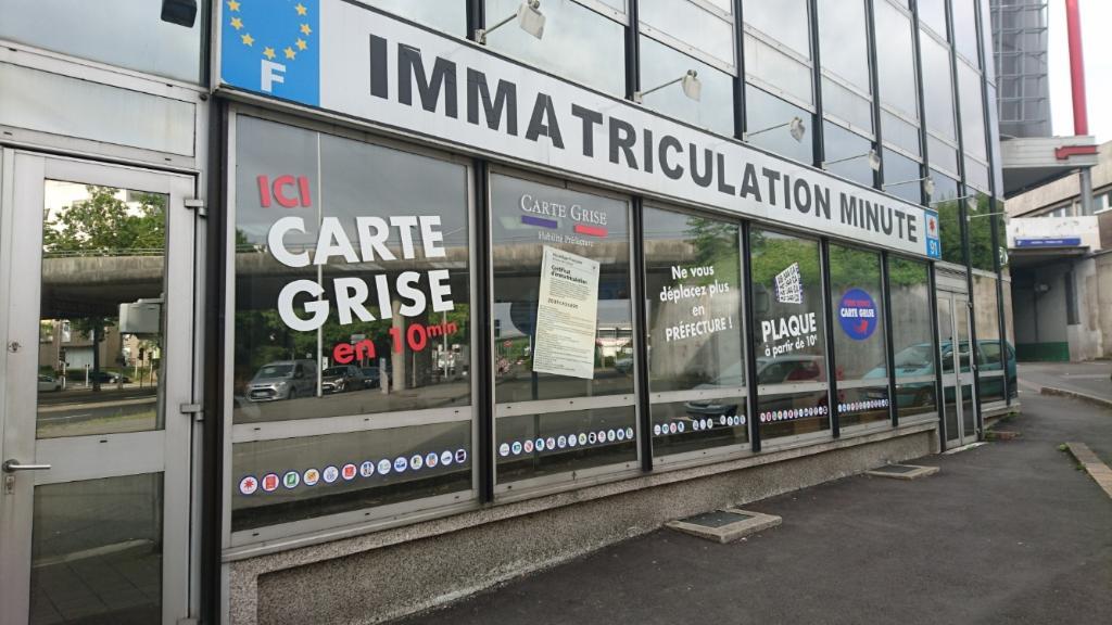 carte grise minute adresse Immatriculation Minute Evry   Automobiles d'occasion (adresse, avis)