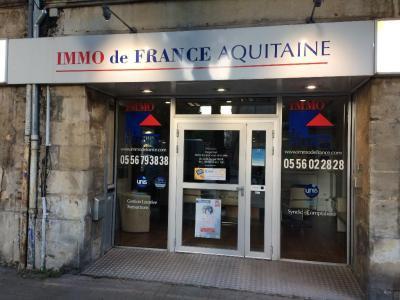 Immo de France Aquitaine - Administrateur de biens - Bordeaux