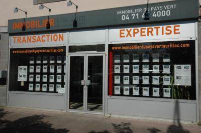 Immobilier Du Pays Vert - Agence immobilière - Aurillac