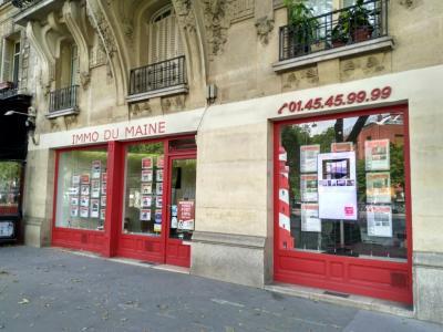 Immobilière Du Maine - Agence immobilière - Paris