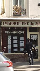 Immobiliere du XXe - Agence immobilière - Paris