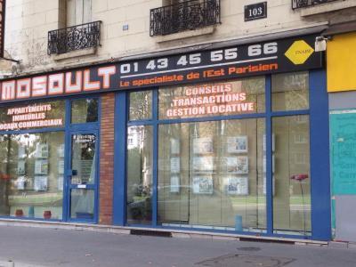 Immosoult - Agence immobilière - Paris