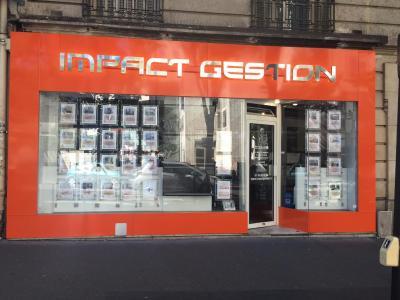 Impact Gestion - Agence immobilière - Paris